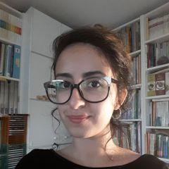 Una foto de Alba Santaló Bardera